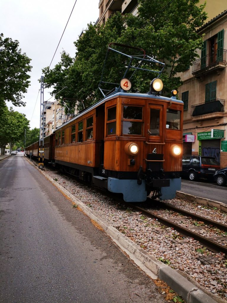 Historic Train of Soller